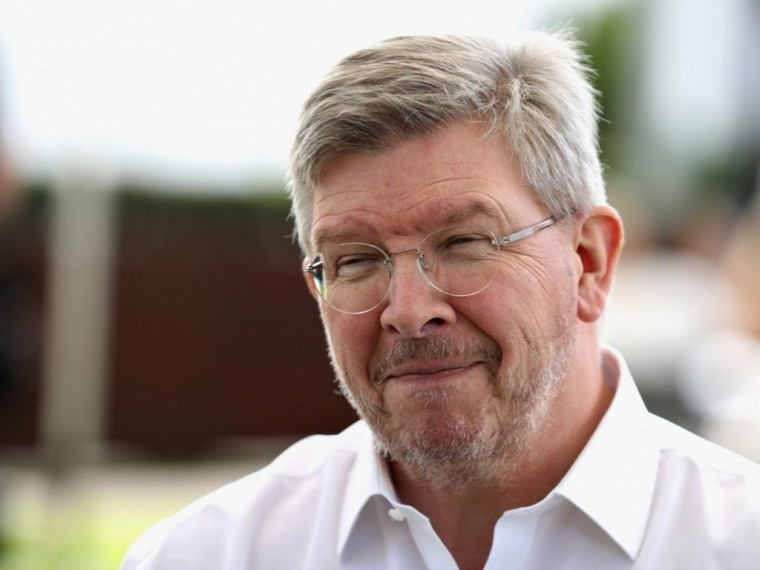 F1 Forma-1 Ross Brawn Steve Nielsen Williams Brit Nagydíj