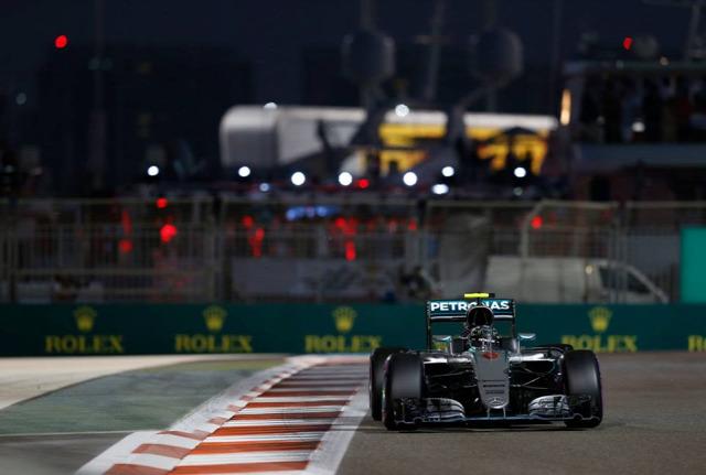 F1 Forma-1 Mercedes Nico Rosberg Niki Lauda Toto Wolff Pascal Wehrlein