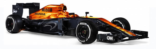 F1 Forma-1 McLaren-Honda Stoffel Vandoorne