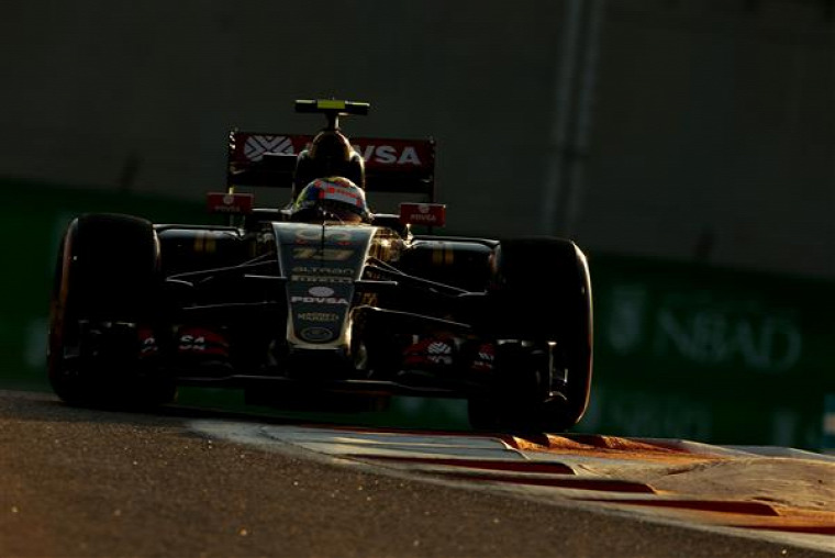 F1 Forma-1 Pastor Maldonado Renault Carlos Ghosn