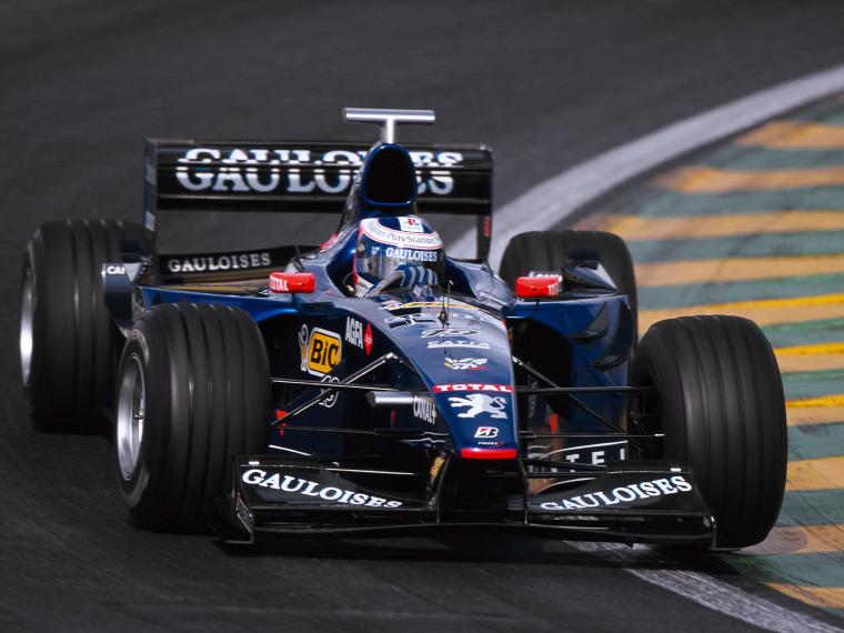 F1 Forma-1 Peugeot