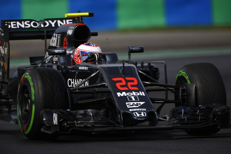 F1 Forma-1 Ron Dennis McLaren Német Nagydíj Fernando Alonso Jenson Button McLaren-Honda
