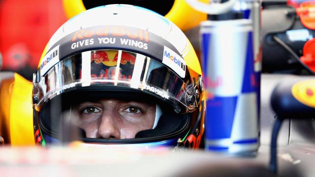 F1 Forma-1 Daniel Ricciardo Ausztrál Nagydíj Red Bull Albert Park