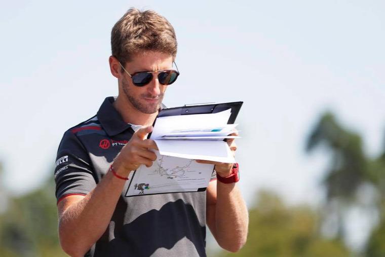 F1 Forma-1 Romain Grosjean Kevin Magnussen Haas F1 Team Günther Steiner Orosz Nagydíj