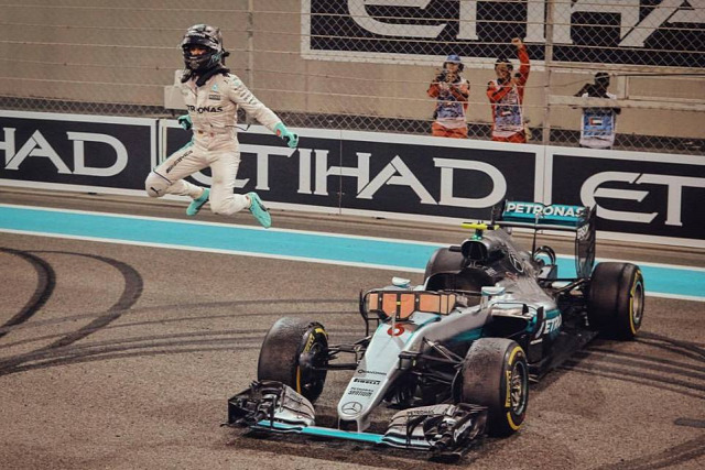 F1 Forma-1 Nico Rosberg Valtteri Bottas Mercedes