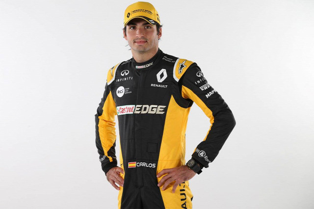 F1 Forma-1 Renault Toro Rosso Carlos Sainz Amerikai Nagydíj