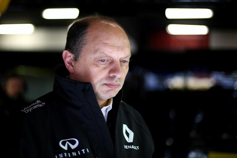 F1 Forma-1 Sauber Fred Vasseur Monisha Kaltenborn Osztrák Nagydíj