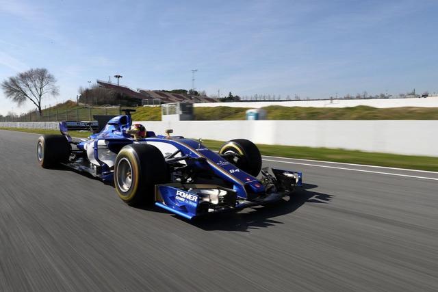 F1 Forma-1 Peter Sauber Marcus Ericsson Pascal Wehrlein Monisha Kaltenborn