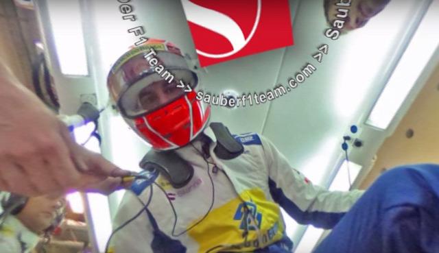 F1 Forma-1 Sauber Felipe Nasr Marcus Ericsson Abu Dhabi Nagydíj Monisha Kaltenborn