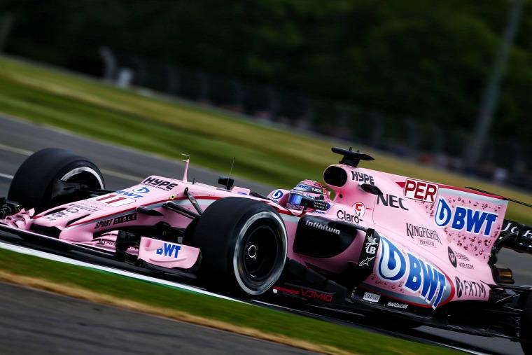 F1 Forma-1 Force India Vijay Mallya Subrata Roy Brit Nagydíj Sergio Perez Esteban Ocon