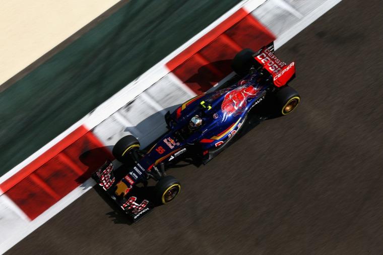 F1 Forma-1 Toro Rosso FIA STR10 Max Verstappen