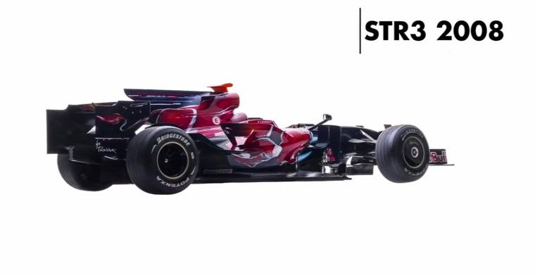 F1 Forma-1 Toro Rosso