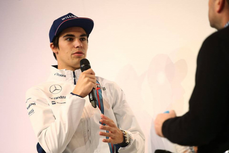 F1 Forma-1 Lance Stroll Williams Lawrence Stroll