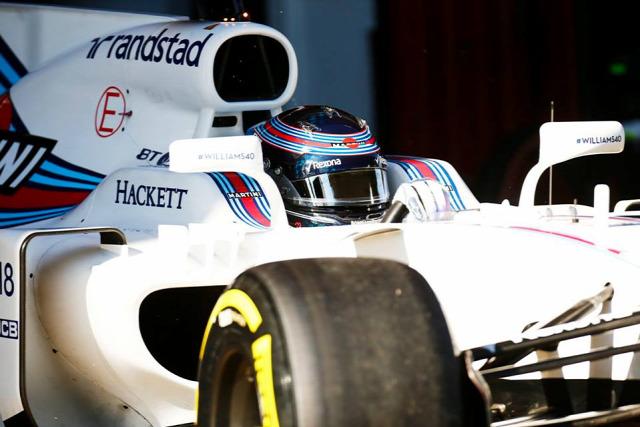 F1 Forma-1 Lance Stroll Lawrence Stroll Felipe Massa Williams