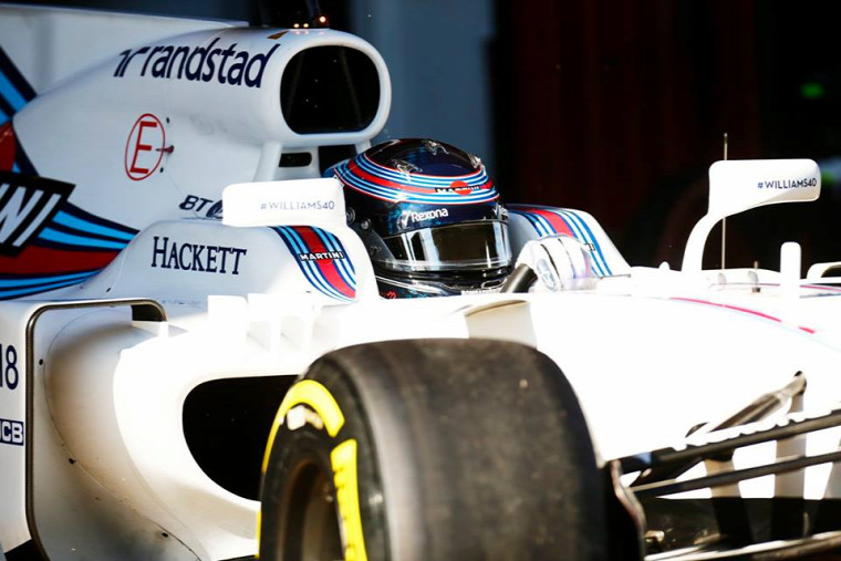 F1 Forma-1 Lance Stroll Lawrence Stroll Felipe Massa Williams