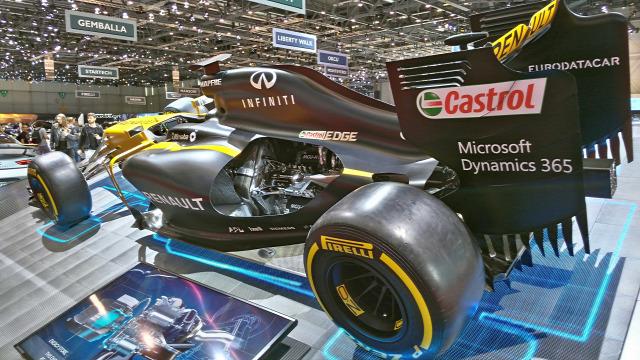 F1 Forma-1 Ross Brawn Jean Todt Bernie Ecclestone