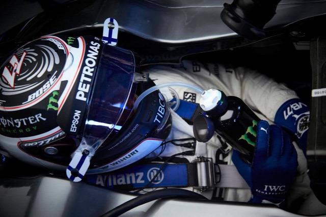 F1 Forma-1 Valtteri Bottas Mercedes Azerbajdzsáni Nagydíj