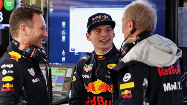 F1 Forma-1 Red Bull Max Verstappen Jos Verstappen Frans Verstappen Helmut Marko