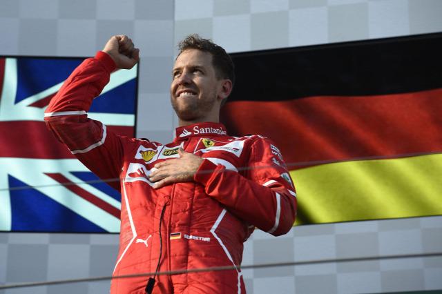 F1 Forma-1 Sebastian Vettel Ferrari Mark Webber Ausztrál Nagydíj Kínai Nagydíj