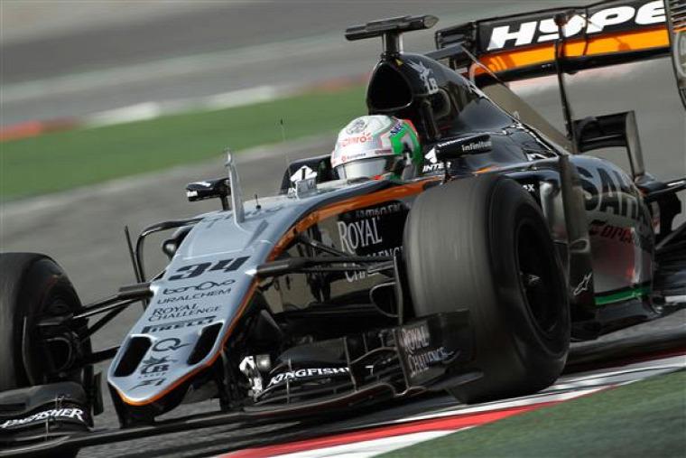 F1 Forma-1 Force India Ottmar Szafnauer Nico Hülkenberg Force India VJM09