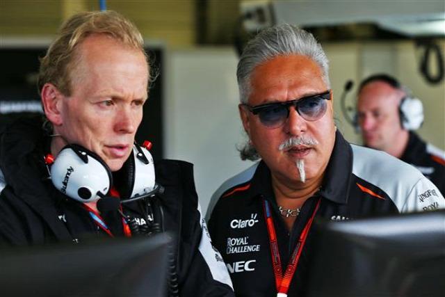 F1 Forma-1 Force India Vijay Mallya Sergio Perez Nico Hülkenberg Brit Nagydíj