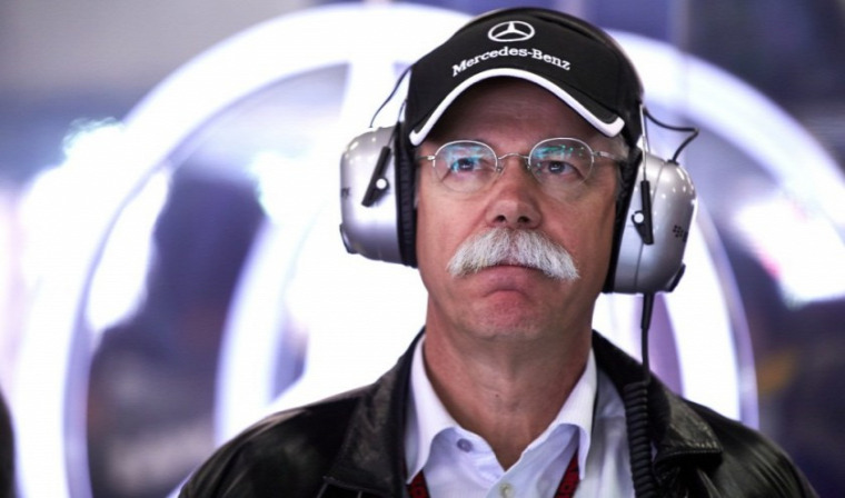 F1 Forma-1 Dieter Zetsche Daimler Mercedes Olasz Nagydíj Monza Lewis Hamilton Valtteri Bottas