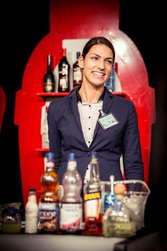 malomhegyi anett lady amarena fabbri receptúra aperol patrón tequila
