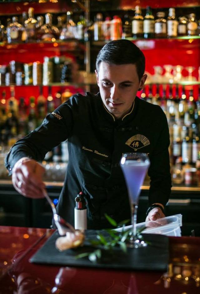 buddha-bar roman rizovatov mad sand thai russian midday fizz gin tequila jose cuervo jim beam rye whiskey whisk(e)y massandra white russian