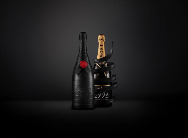 moet et chandon champagne pezsgő roger federer