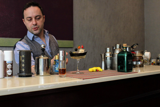 marian beke the gibson gibson martini copperhead gin