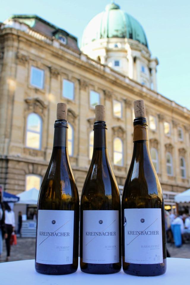 bor pezsgő kreinbacher aperol spritz bujdosó gere budapest borfesztivál