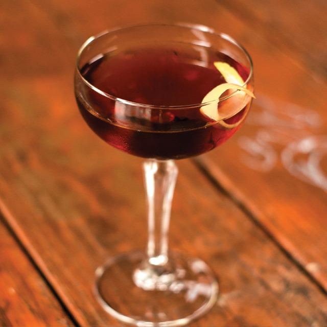 receptúra the danna scully the fox mulder mezcal alipus cynar st george cointreau fernet branca whisk(e)y rye whiskey chartreuse