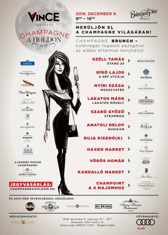 vince champagne a holdon champagne vince belvárosi piac