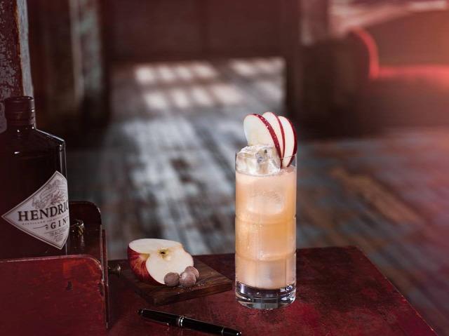 receptúra hendricks gin