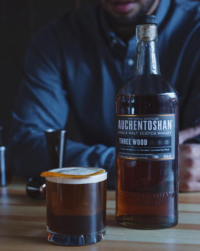 receptúra elliot clark auchentoshan whisk(e)y scotch whisky