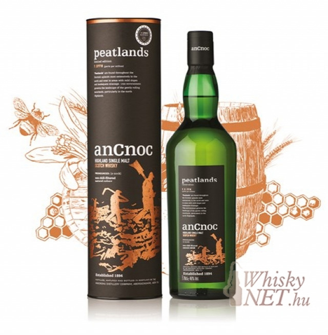 whiskynet whisk(e)y scotch whisky ancnoc glendronach ardbeg arran kilchoman kóstoló sheepdip