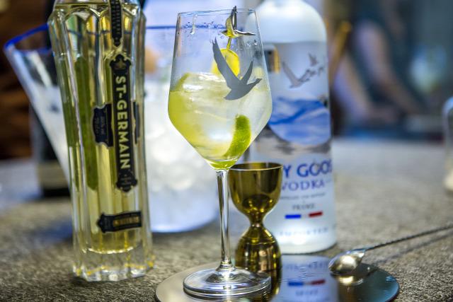 grey goose vodka le grand fizz ódor andrás receptúra