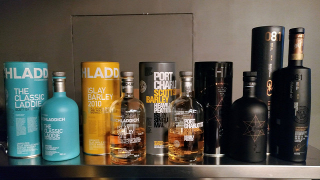whisk(e)y kóstoló whiskynet goodspirit bruichladdich highland park cattos gordon and macphail aberfeldy ian macload cheiftains jericho the lost distillery