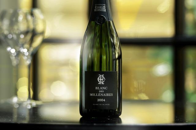 charles heidsieck vince budapest champagne pezsgő