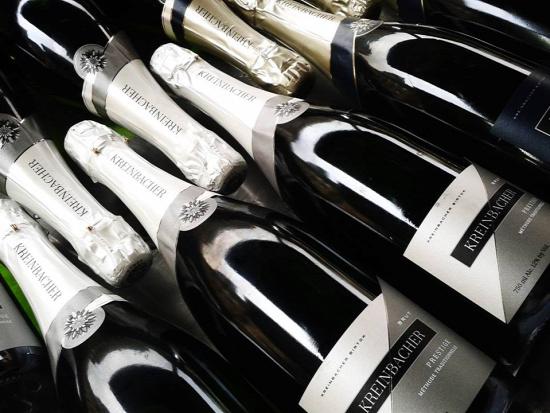 cswwc pezsgő kreinbacher kóstoló