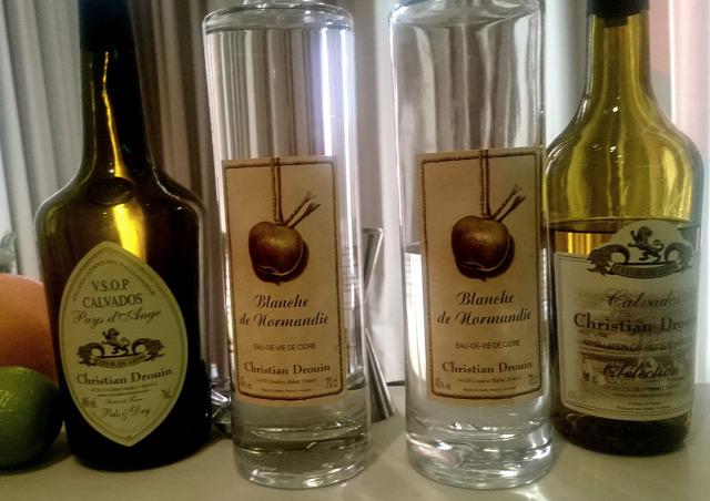 calvados whiskynet kóstoló christian drouin schok norbert thomas girard