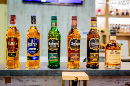 william grant and sons kóstoló whisk(e)y scotch whisky grants glenfiddich monkey shoulder kottra dezső