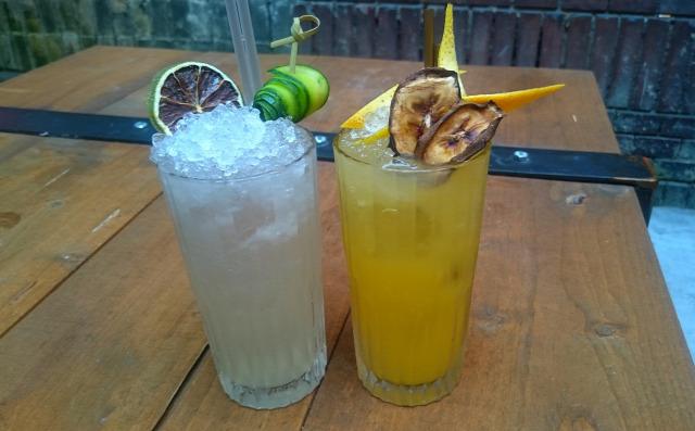 impostor receptúra illusions faithful trick gin mezcal
