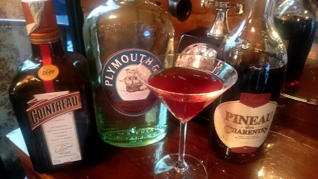 the spirit club ambassade pineau des charentes monrillac gin cointreau