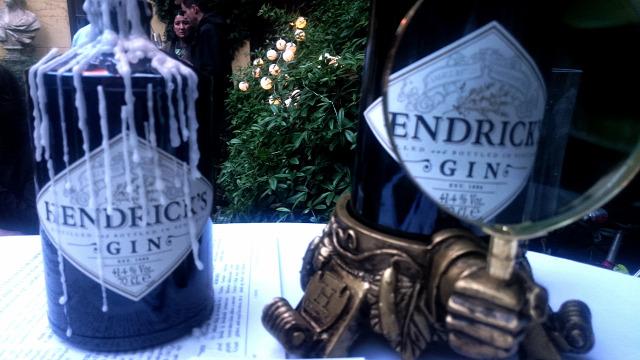 hendricks gin gin tonic