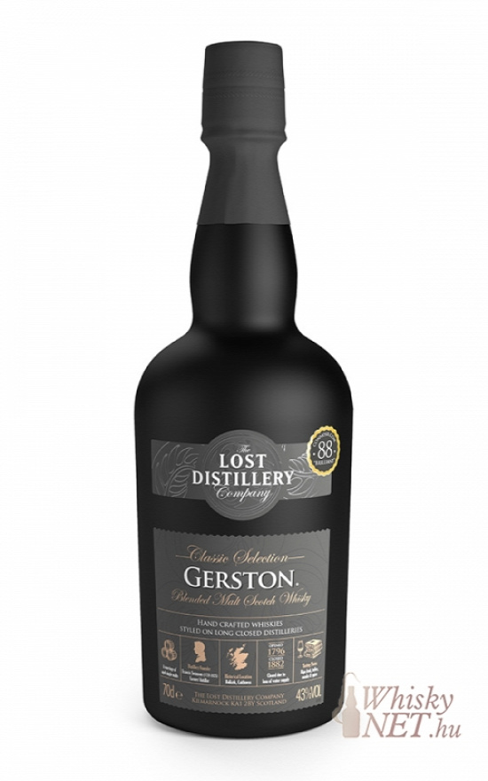 the lost distillery whisky scotch whisky whisk(e)y kóstoló whiskynet ken rose auchnagie towiemore lossit jericho gerston stratheden