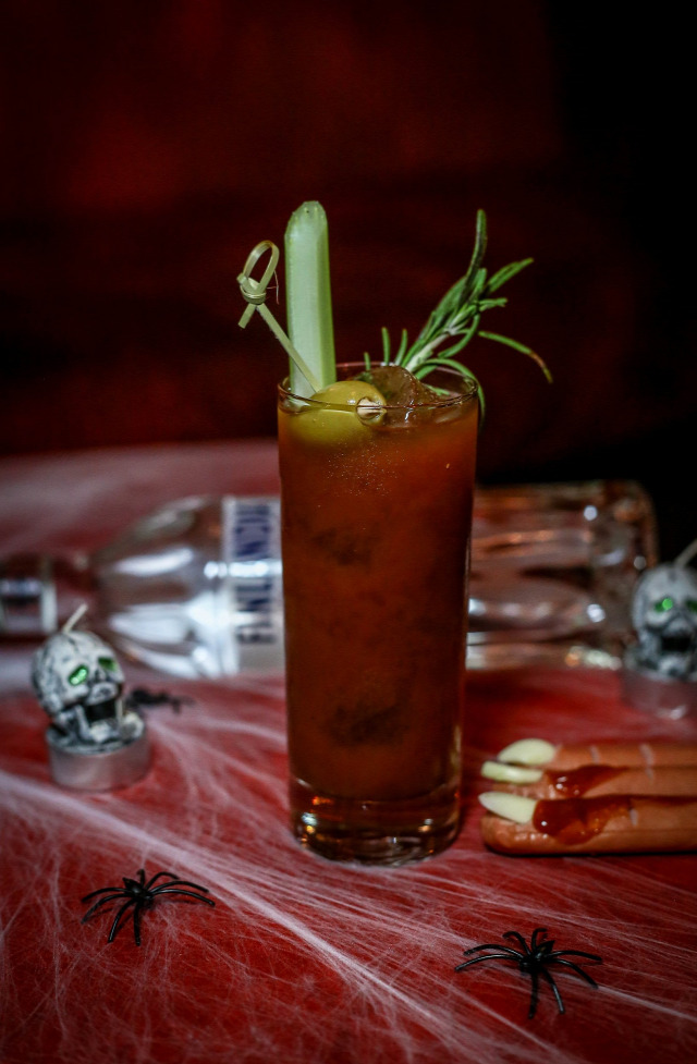 bloody mary barocco brain shot receptúra vodka finlandia
