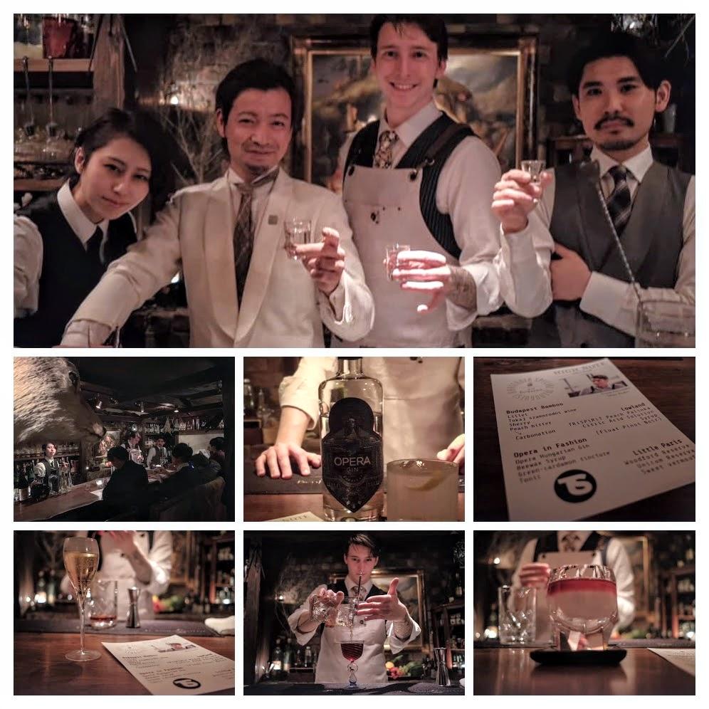 receptúra bar benfiddich hiroyasu kayama little paris budapest bamboo lowland opera in fashion tokaji szamorodni opera gin unicum trispirit pálinka
