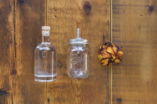 gin mezcal infúzió