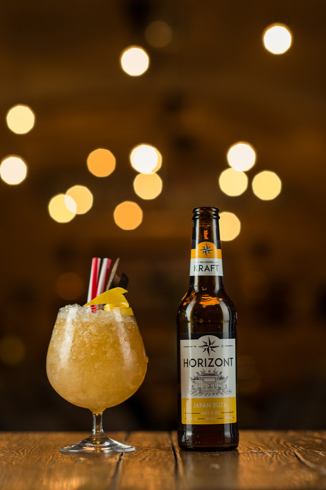bbz receptúra horizont coriander fizz bombay sapphire spring is coming gin gold rush lady lavender grey goose vodka japanese swizzle becherovka honey porter jack daniels
